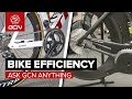 How Much Power Is Your Bike Costing You? | Ask GCN Anything