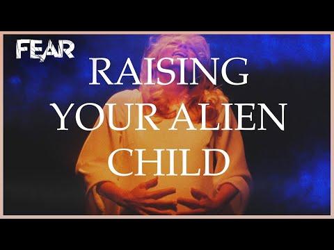 Raising Your Alien Child: 10 Easy Steps! | Village Of The Damned (1995)