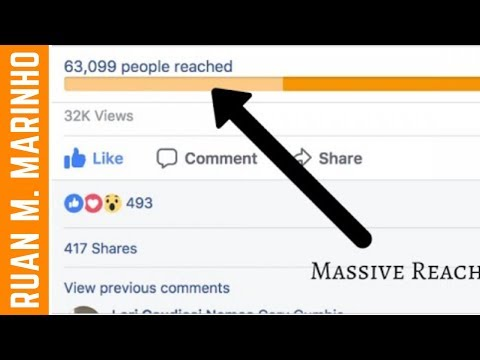 Facebook Advertising Tips 2018 - How To Reach 100,000 With One Ad [SECRET STRATEGY]