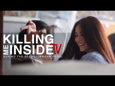 Killing Me Inside - Episode 8 Behind The Scene Jangan Pergi feat. Tiffany Orie