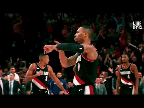 Damian Lillard - Clutch Shot vs Lakers - Mini Edit ᴴᴰ