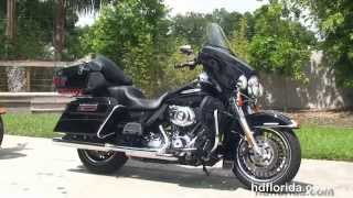 9. Used 2012 Harley Davidson Electra Glide Ultra Limited Motorcycles for sale