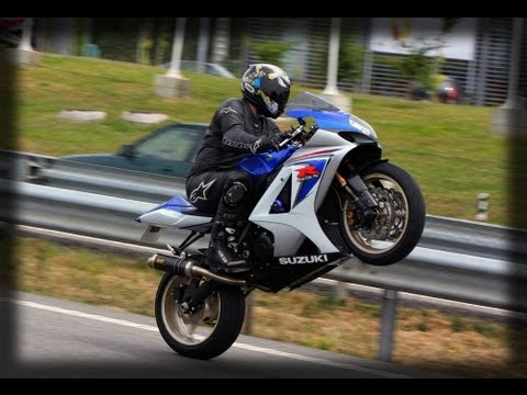 Memories Ex-Suzuki GSX-R 1000 K8 ( best of )