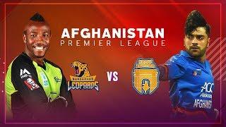 APLT20 2018 M6: Kabul Zwanan v Nangarhar Leopards Live Stream, Afghanistan Premier League T20