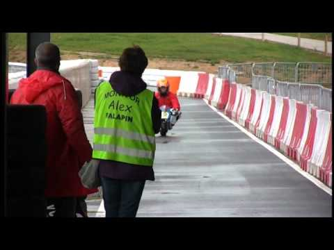Minimotos Circuito Navarra 20/05/12