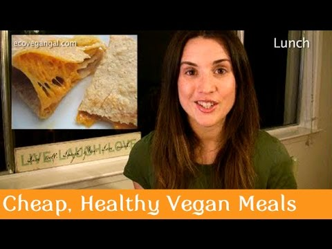"""Community Magazine – """"Easy, Cheap, Healthy Vegan Meals: Less Than $2 and 15 minutes """""""