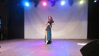 Revelion Rm Valcea 2014 Cristina Belly Dancer