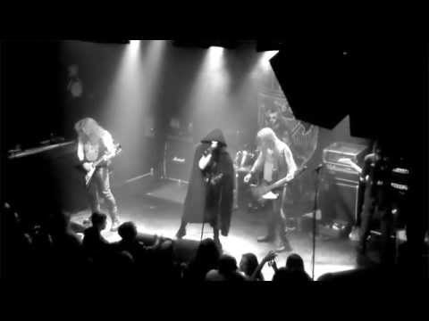 Norsk Black Metal band Taake live @013 Tilburg [video]