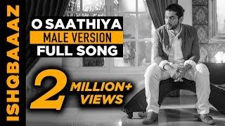 Download Video O Saathiya Jo Na Keh Sake Tum Ishqbaaz | Dil Bole Oberoi |  Ishkara Full Song | Kunal Jaisingh MP3 3GP MP4