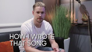 "How I Wrote That Song: Chord Overstreet ""Hold On"""