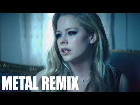 Avril Lavigne - Let Me Go ft. Chad Kroeger (Rock/Metal Remix)