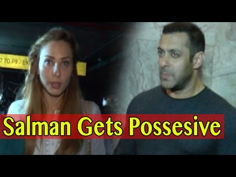 OMG! Here's What Possesive Salman Khan Did For I