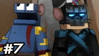 Minecraft: Tom And Jerry: Jerry's Adventure W/Nova&SSoH Ep.7 - Playing In The Tub