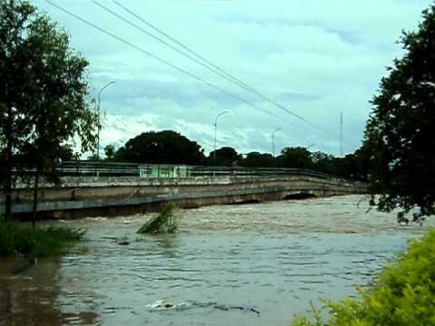 Rio Taquari, em Coxim.