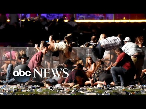 Deadliest mass shooting in US history