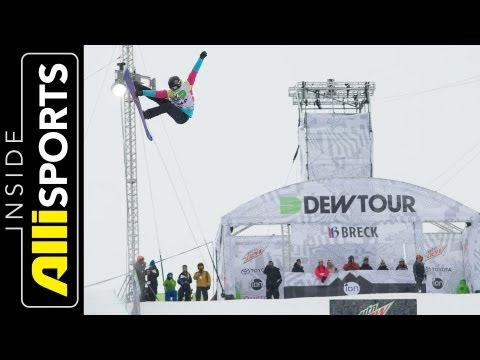 U.S. Snowboarding Team Talks Sochi 2014 | Inside Alli Sports