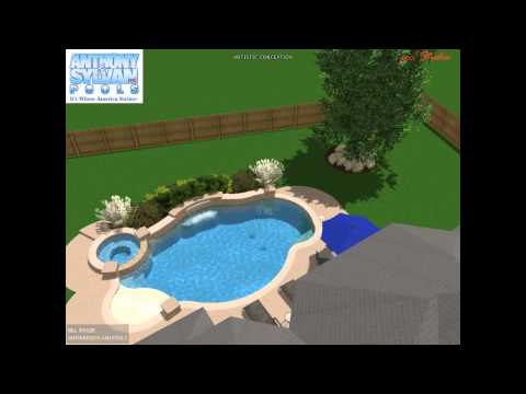 bill shuler - Fully interactive swimming pool presentation created in Pool Studio, professional 3D swimming pool design software. Powered by Pool Studio - http://www.struc...