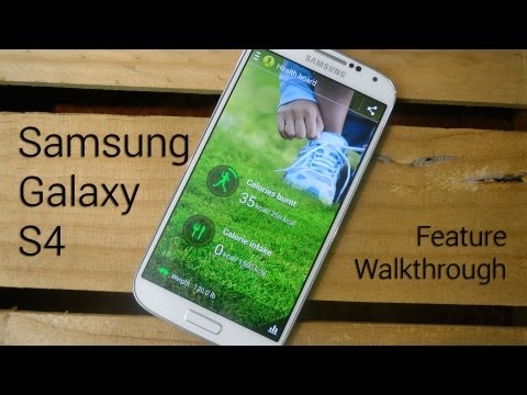 features - In this video, Kris takes a look at some of the newest and coolest features of the Samsung Galaxy S4. Article: http://www.androidauthority.com/samsung-galaxy...