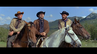 Old Surehand.( Flaming Frontier )A film with Winnetou ENGLISH Audio HD. by Karl May