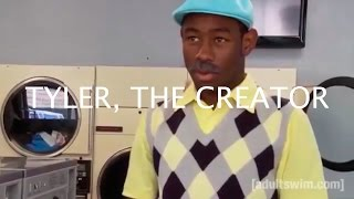 Tyler, The Creator at it again! FUNNY moments of Tyler a.k.a. Thurnis Haley.SUBSCRIBE for more!