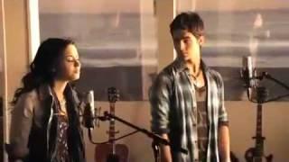 Joe Jonas Demi Lovato - Make A Wave [Official Music Video]