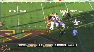Beau Allen vs Minnesota (2013)