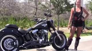 6. Used 2012 Harley Davidson Fatboy Lo Motorcycles for sale