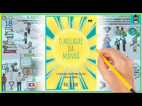 O MILAGRE DA MANHÃ | HAL ELROD | RESUMO ANIMADO