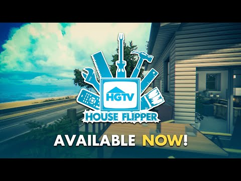 House Flipper: HGTV release trailer de House Flipper