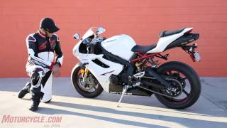 10. Oddball Middleweight Sportbike Shootout
