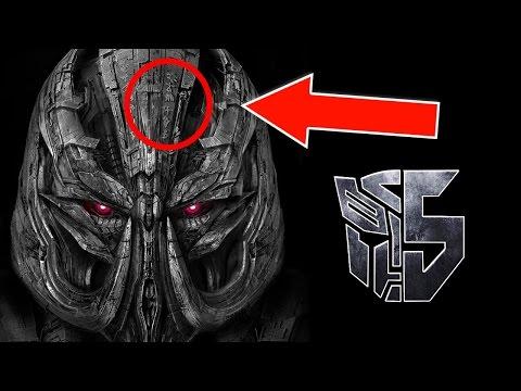Transformers 5 El Último Caballero/Poster MEGATRON [FULL HD]