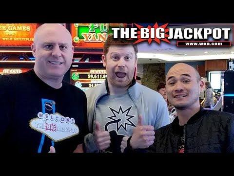 🙉 The Big Jackpot 🙊 Is Back Live 🙈 (видео)