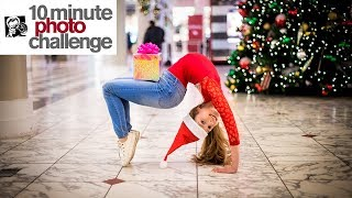 Video Buying Christmas Gifts for Child in Need (Anna and Lilly 10 Minute Photo Challenge) MP3, 3GP, MP4, WEBM, AVI, FLV Desember 2018