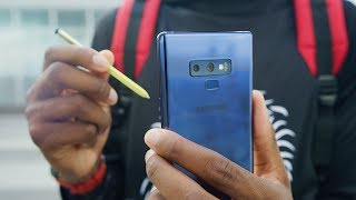 Samsung Galaxy Note 9 Review: The Total Package!