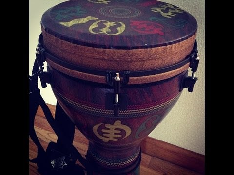 African Drumming Lesson 1