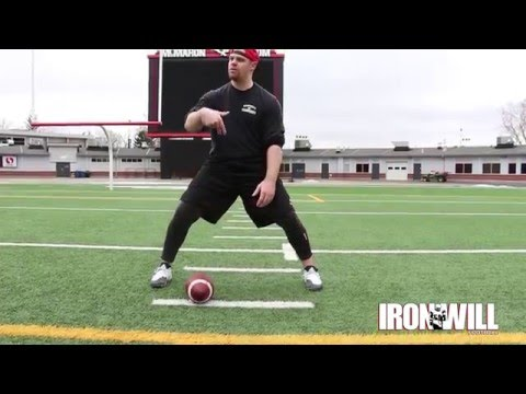 IRONWILL FOOTBALL Youtube Video