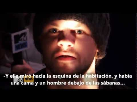 Haunted con The Wanted (Subtítulos en español)
