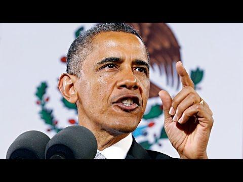 President Barack Obama Authorises Airstrikes Against ISIS Militants in Syria
