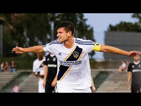 Video: LA Galaxy II Spotlight: Tomas Hilliard-Arce