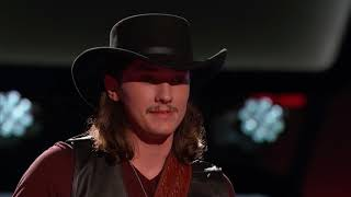 Video The Voice 2015 Blind Audition   Cody Wickline   He Stopped Loving Her Today MP3, 3GP, MP4, WEBM, AVI, FLV Januari 2019