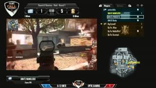 The Green wall - OpTic Gaming vs UNiTE Fall Invitational Highlights