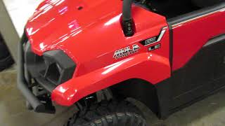 4. Romney Cycles 2019 Kawasaki Mule PRO-MX EPS LE For Sale