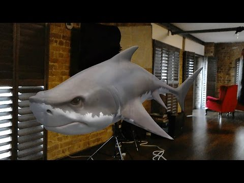 Microsoft HoloLens Review, mind blowing Augmented Reality! The future is here :D