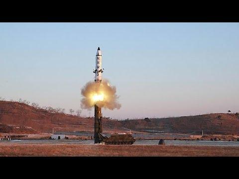 Επιτυχημένη η νέα εκτόξευση πυραύλου, δηλώνει η Πιονγιάνγκ