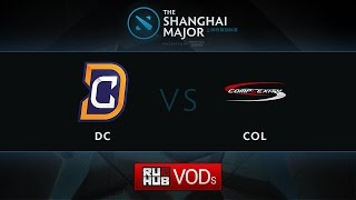 DC vs coL, game 3