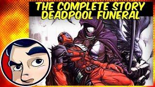 "Video Deadpool ""When Thanos Cursed Deadpool With Life"" - Complete Story MP3, 3GP, MP4, WEBM, AVI, FLV Juli 2018"