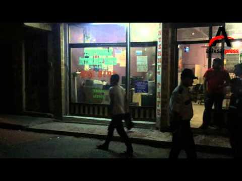 Akhisar'da Silahlı Çatışma