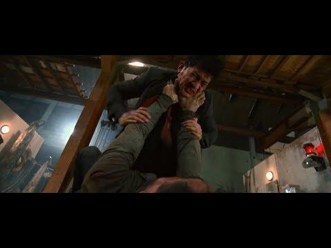 The Night Comes For Us - Joe Taslim vs Iko Uwais (Part One   1080p)