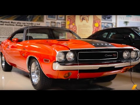 Jay Leno's Favorite American Muscle Cars -- /THE DRIVE