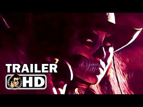 PICKINGS Official Trailer (2018) Action Thriller Movie HD
